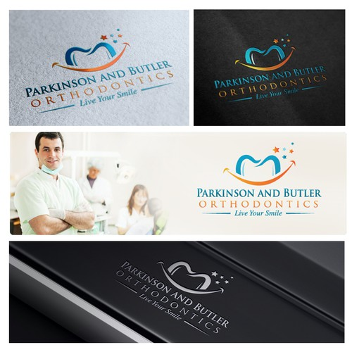Help Parkinson and Butler Orthodontics with a new logo