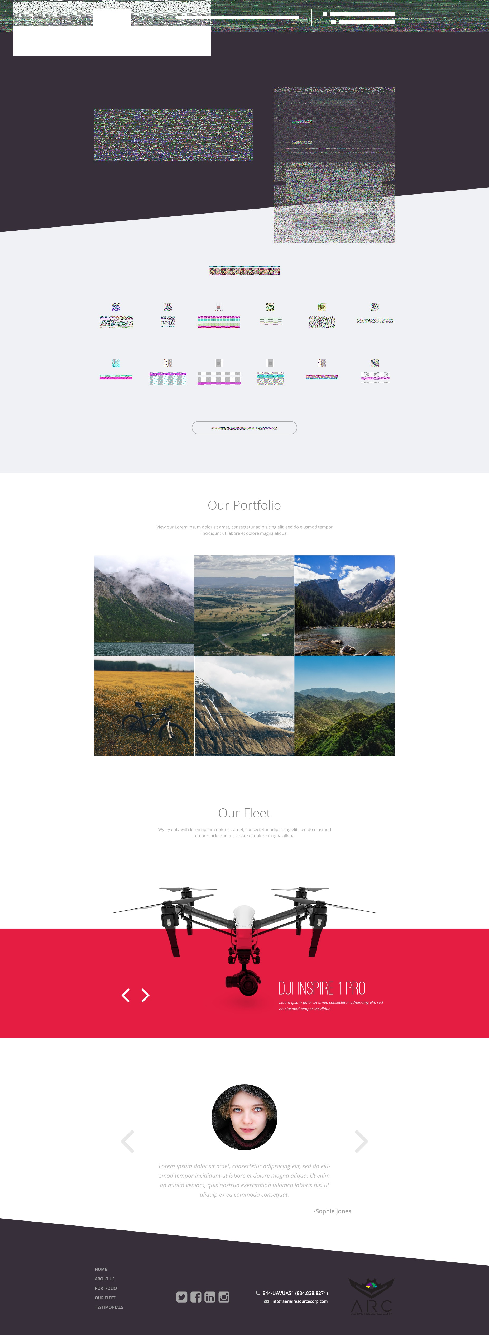 Aerial Resource Company - Enabling your business with the latest drone technologies-