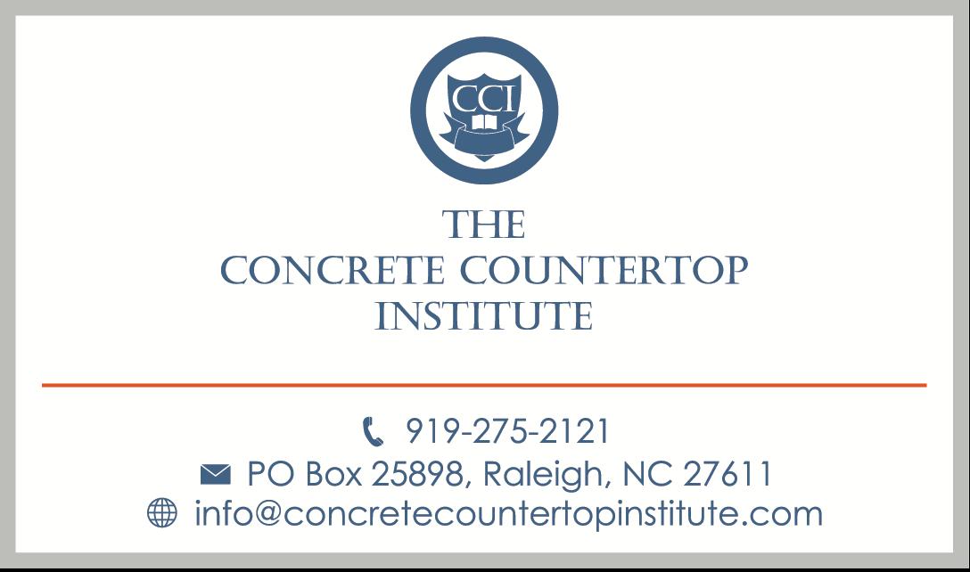 CCI Business Card