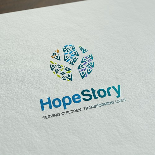 Logo concept for HopeStory