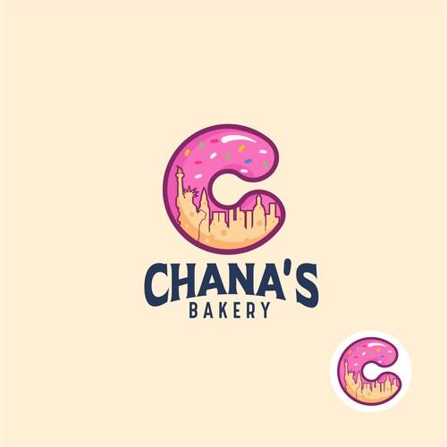 Chana's Bakery Logo