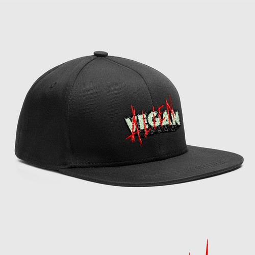 Vegan Alien Logo and T-Shirt