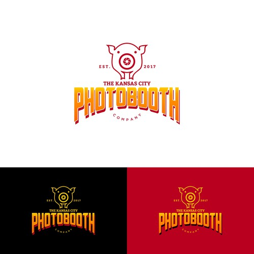 New Kansas City Photo Booth Company looking for modern and rustic BBQ themed logo