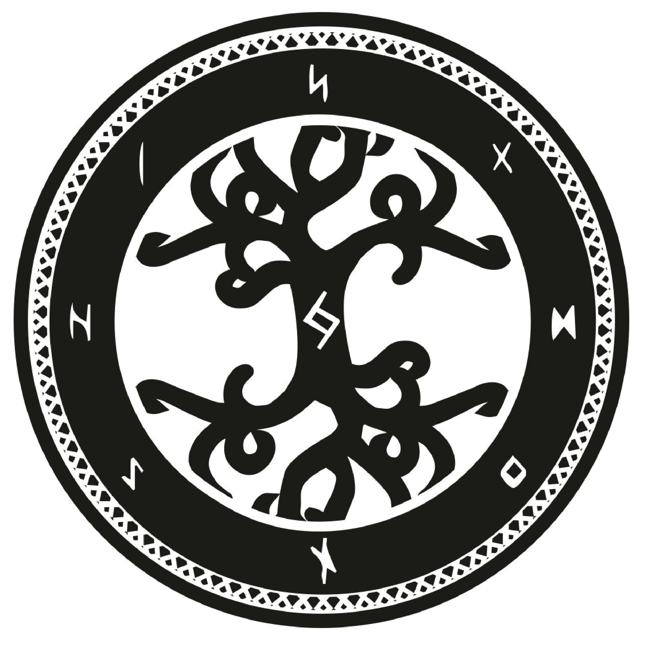 Norse Mythology Gaming Community Needs a Logo