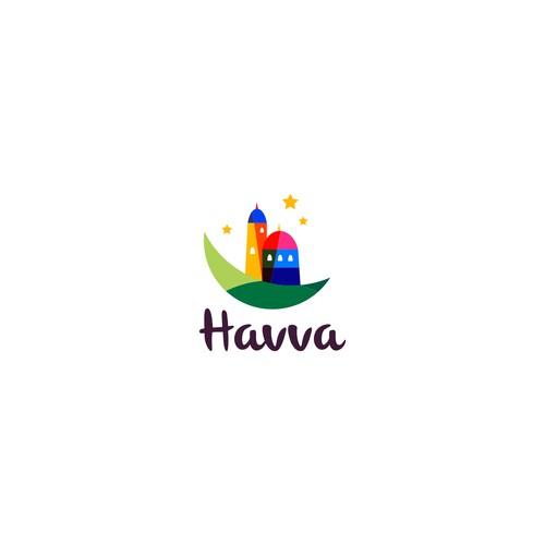 Wonderful Logo Concept for Havva