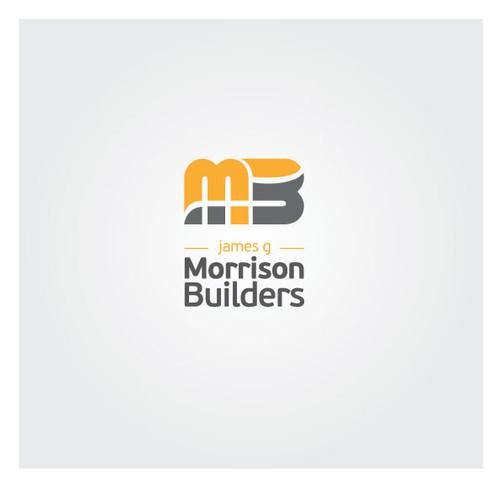 logo for James G Morrison Builders