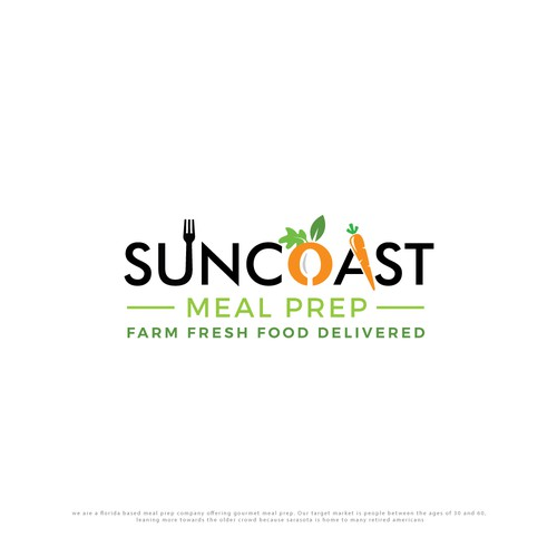 Suncoast Meal Prep Logo