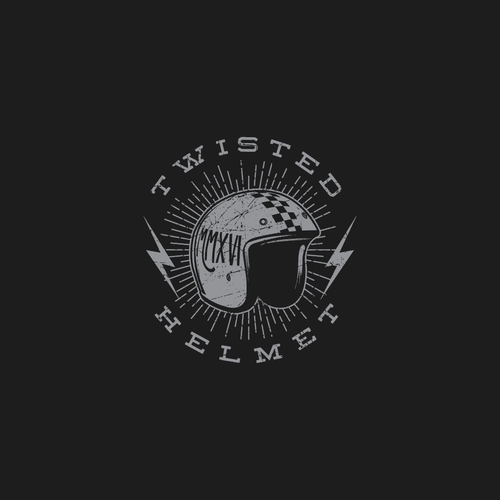 Logo design for helmet company