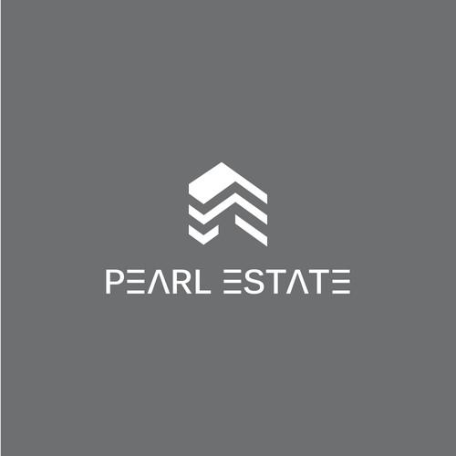 Logo for pearl estate