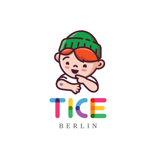 children tattoo logo