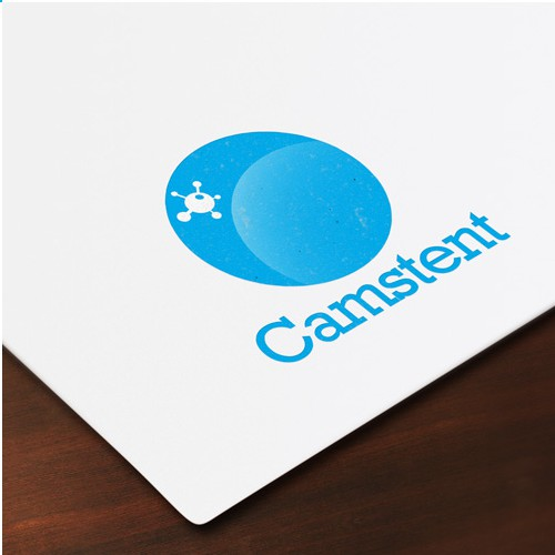 Camstent Logo Entry