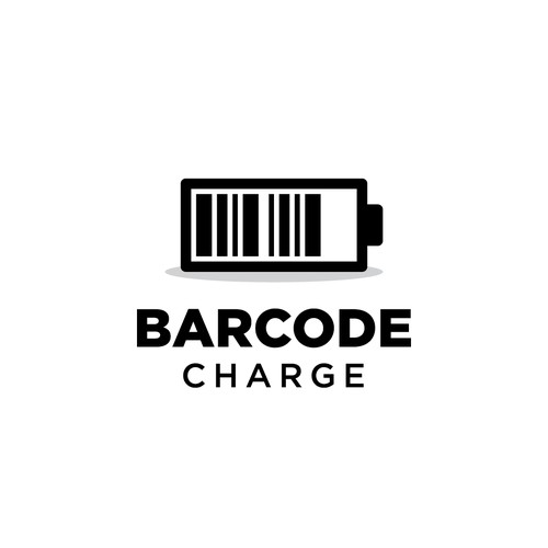 Barcode Battery Logo