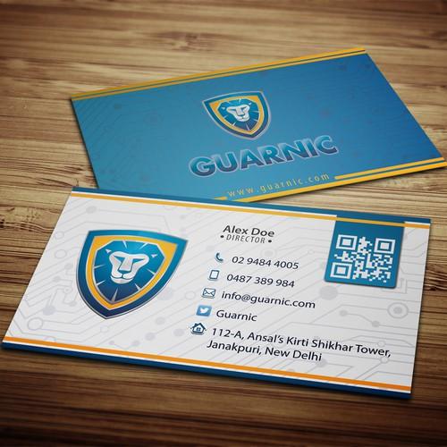 Guarnic needs a new stationery