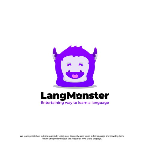 Logo concept for learning app