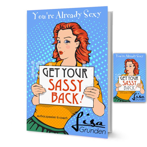 winning book cover design