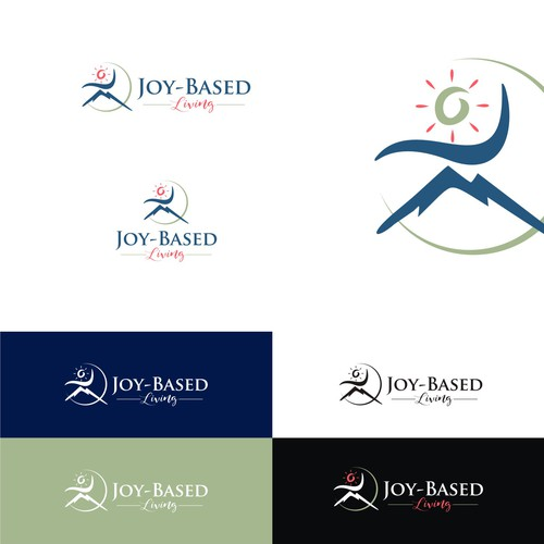 Joy-Based Living logo for renowned health coach
