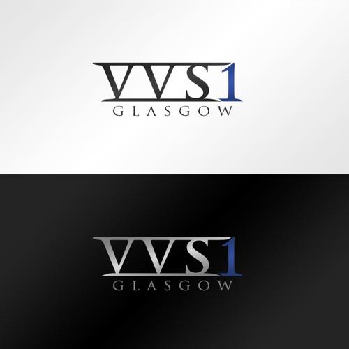 Jewellery company 'VVS1 Glasgow' logo