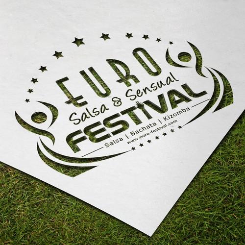 Outstanding logo of Dance Festival