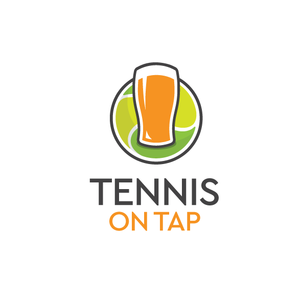 For tennis fans and beer lovers.