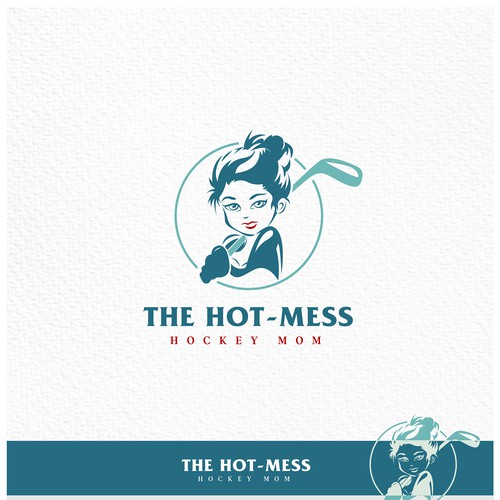 the hot mess hokey mom