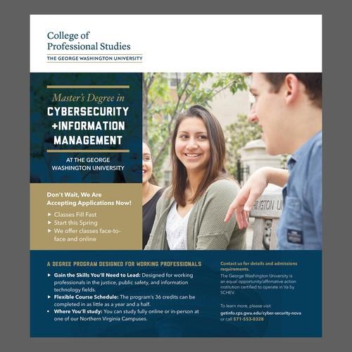 University Magazine Ad