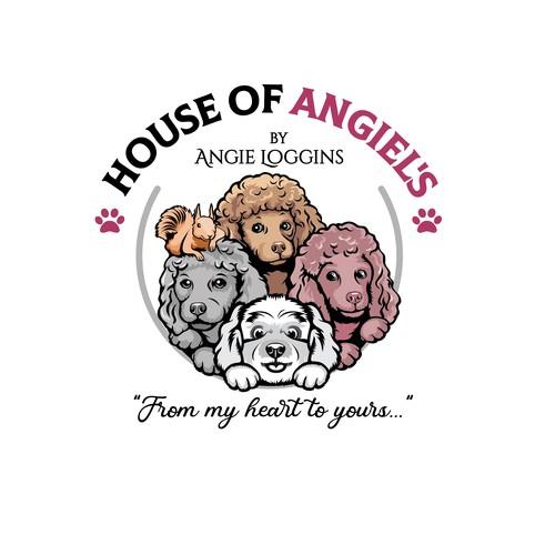 House Of Angie Logo