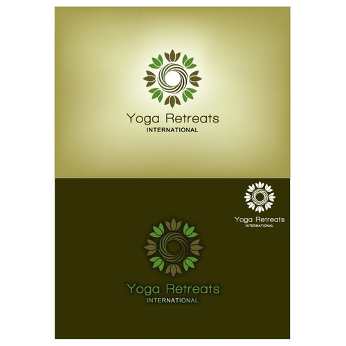 Yoga Retreats International needs a new logo