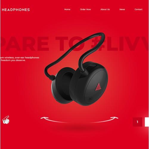 headphone promo