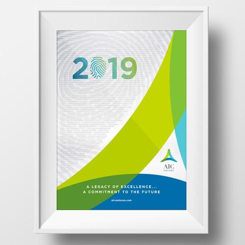 AIC VENTURES 2019 Poster Concept