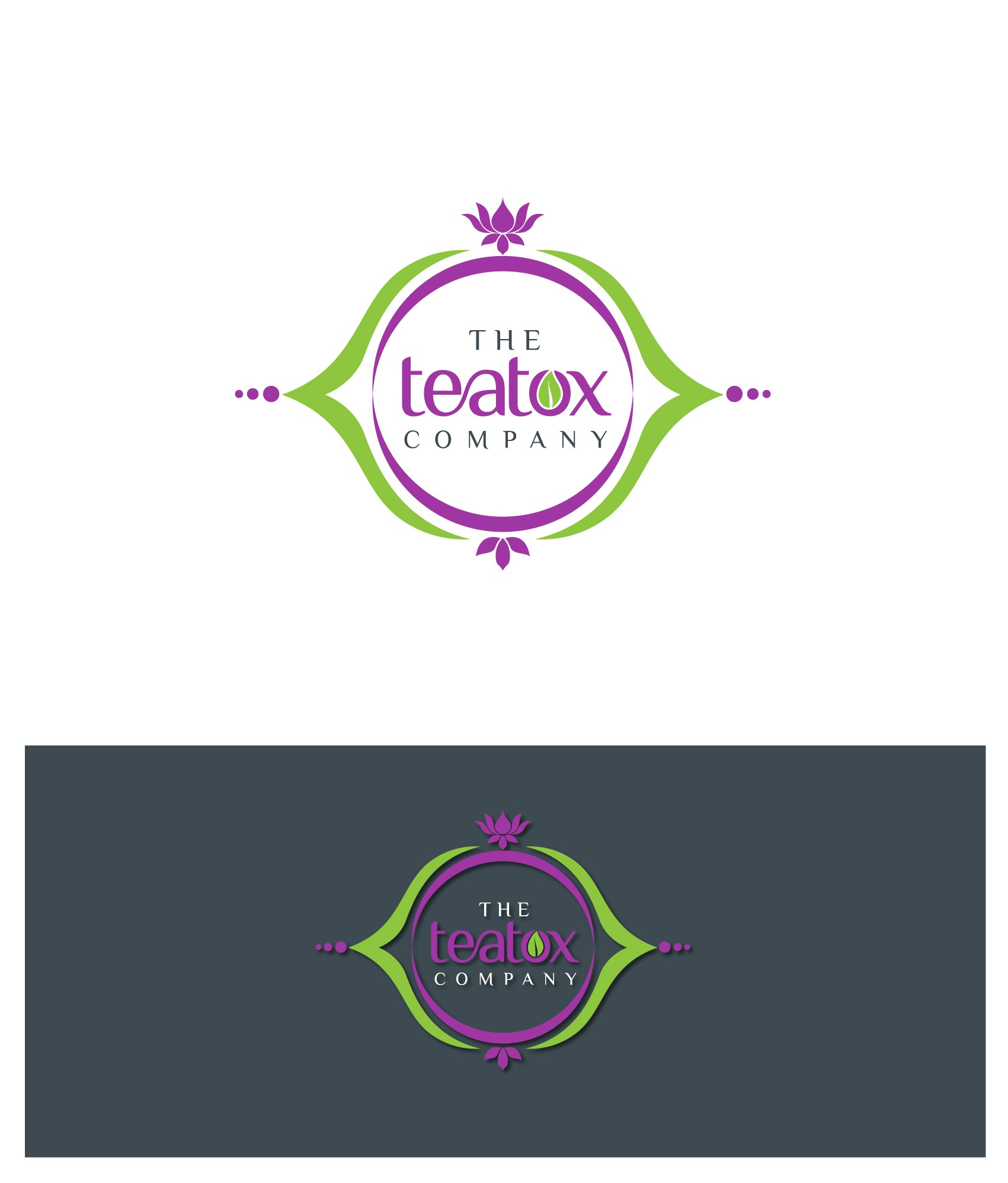 Help The Teatox Company with a new logo
