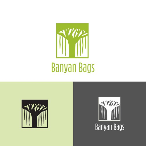 Sophisticated logo for canvas tote bag company