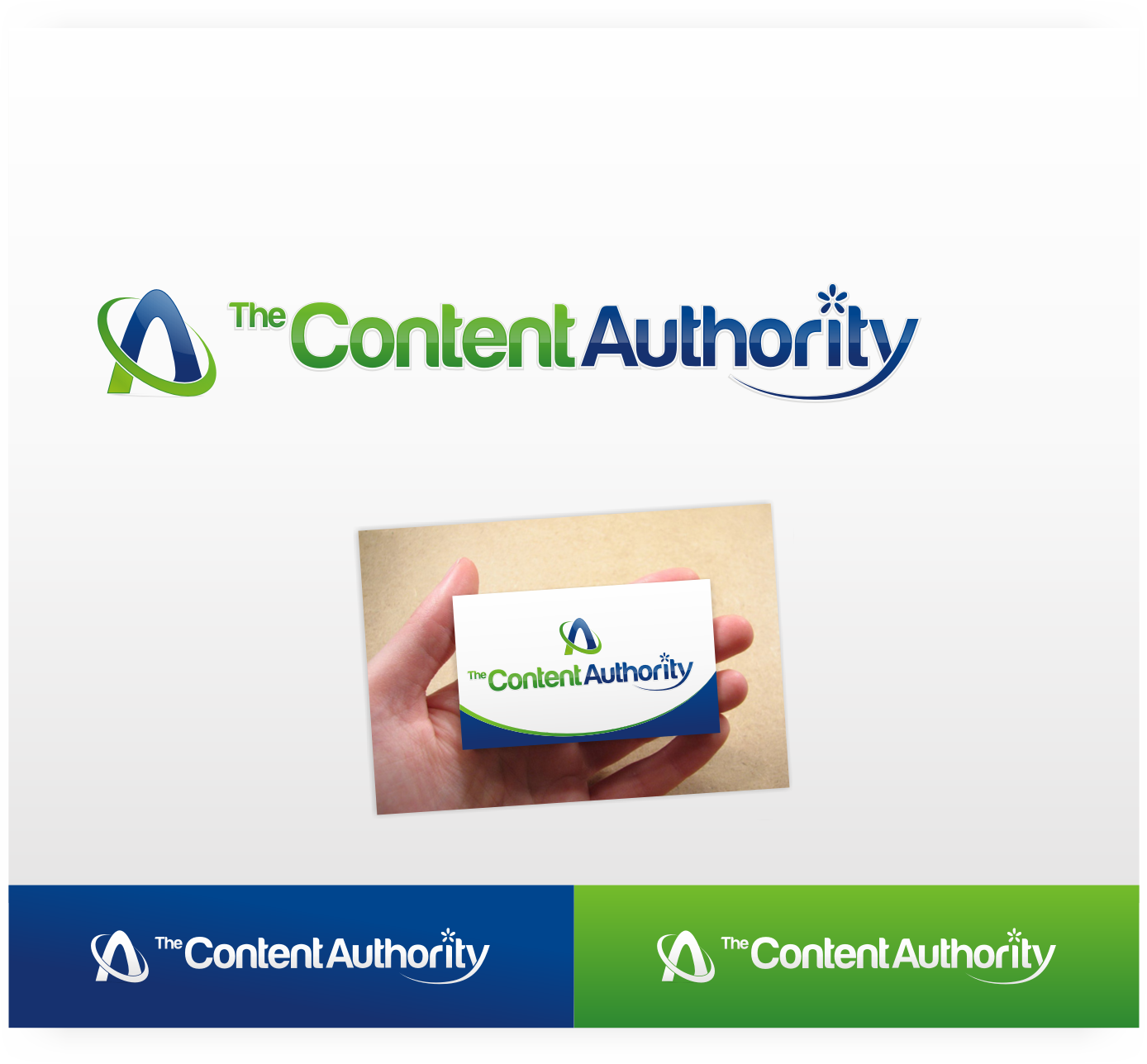 Help The Content Authority with a new logo