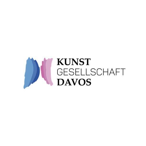Logo Kunstgesellschaft Davos