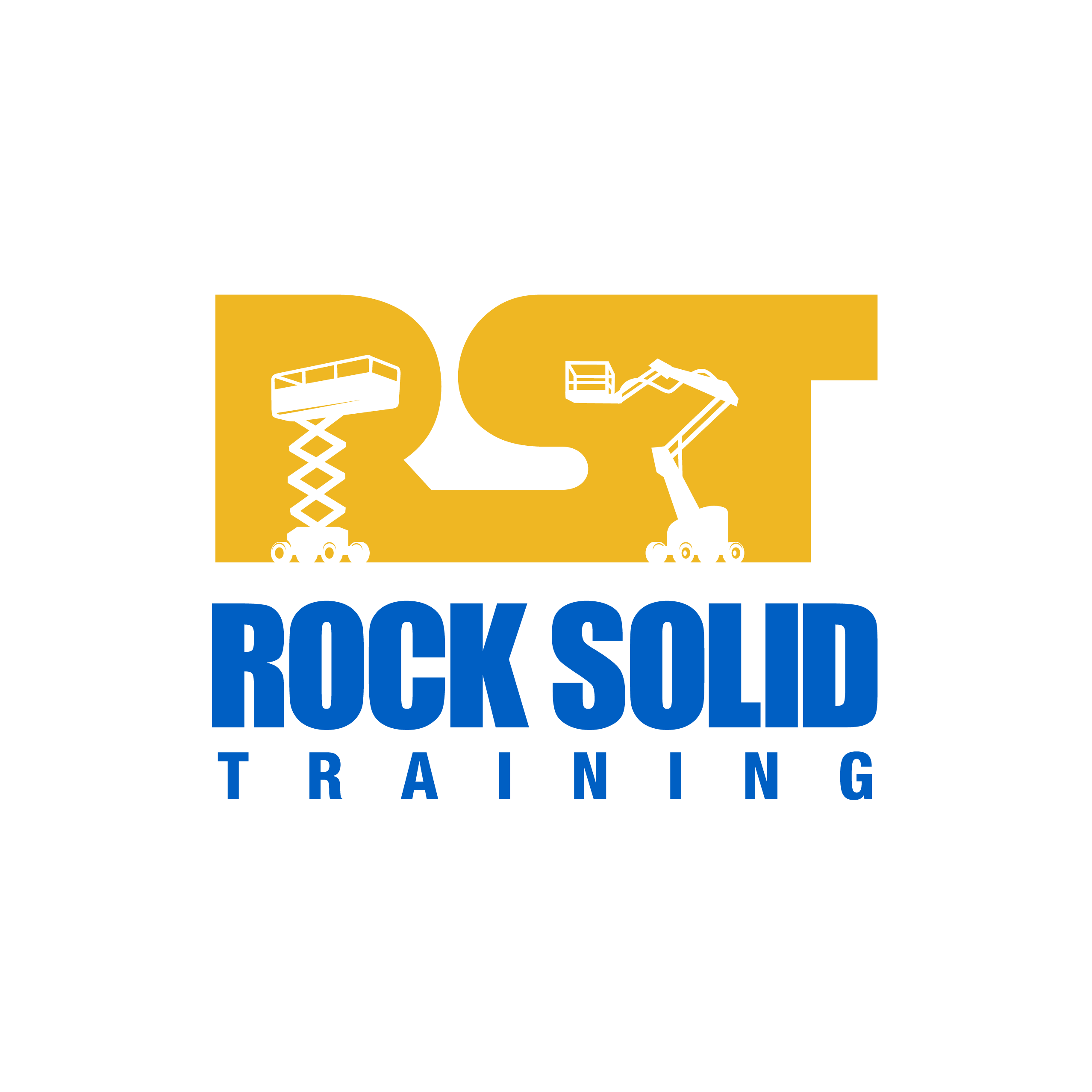 Rock Solid Training needs a manly but sophisticated logo