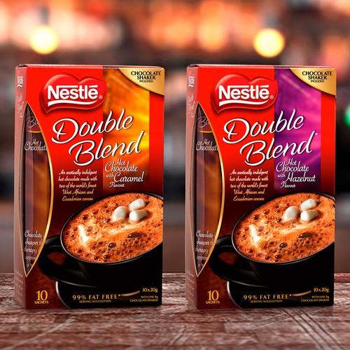 Nestle Double Blend