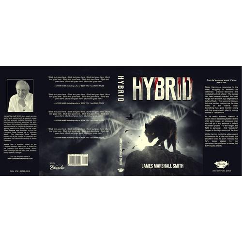Book cover - Hybrid -