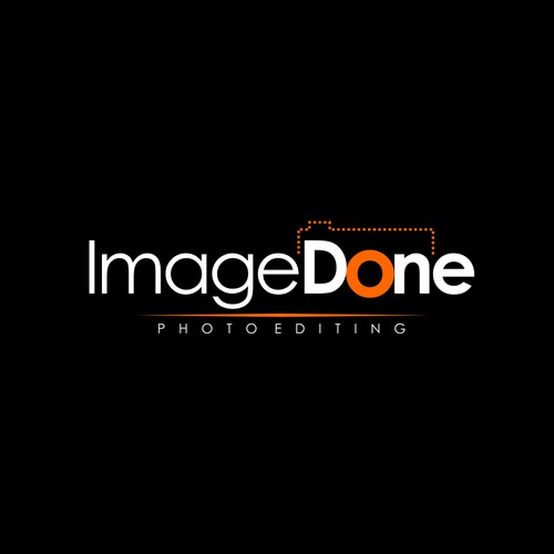 great and strong logo for photograpy company