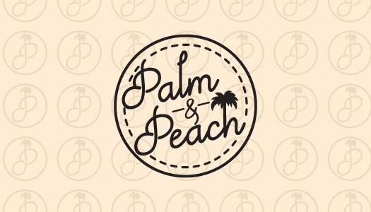 Palm & Peach