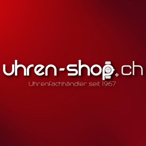 UHREN-SHOP.ch logo redesign