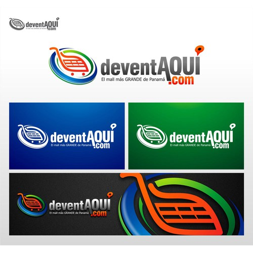 Help deventaqui.com with a new logo