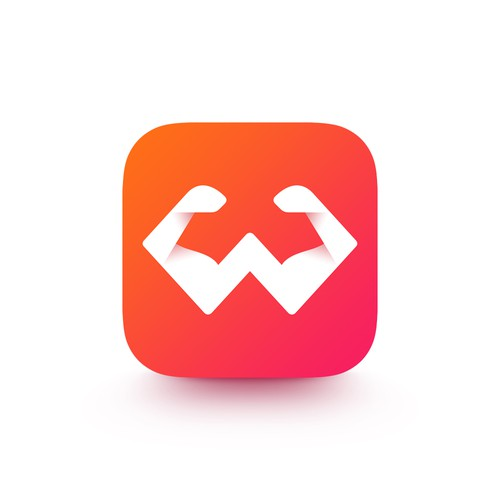 Workouty App Icon