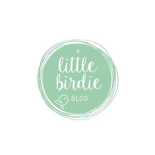 a little birdie blog logo