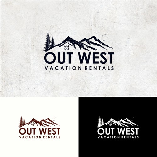 Logo design Out West
