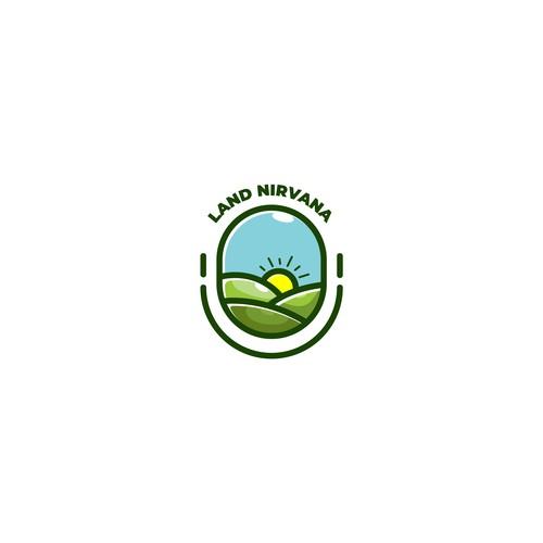 Logo Design - Land NIrvana