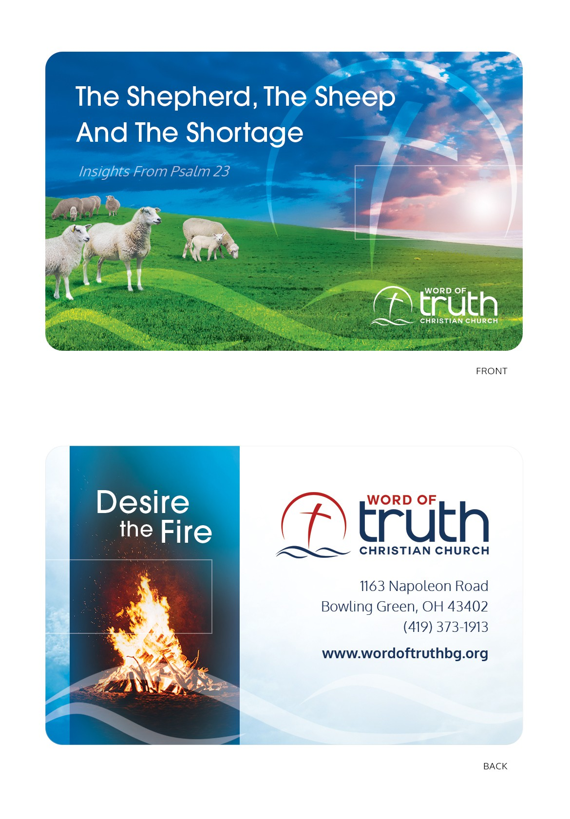 Word Of Truth USB Card