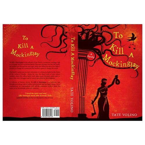 "Book cover for ""To Kill A Mockingjay"""