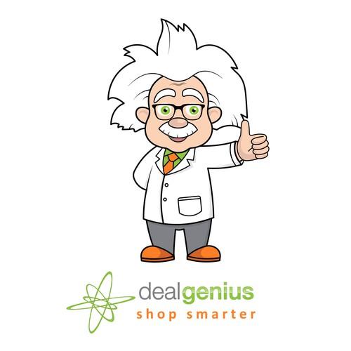 Deal Genius Needs a New Mascot