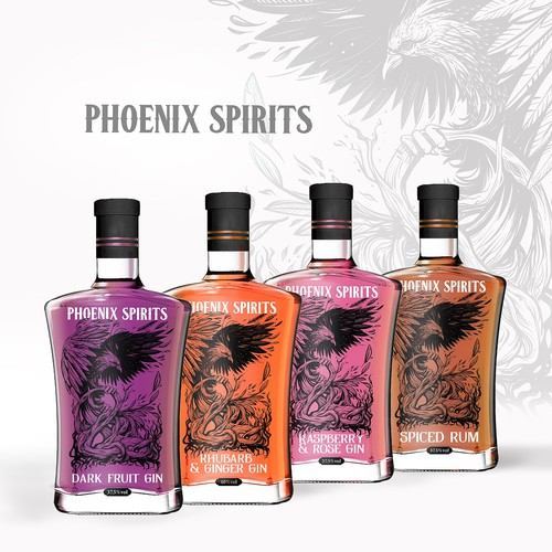 Phoenix Spirits