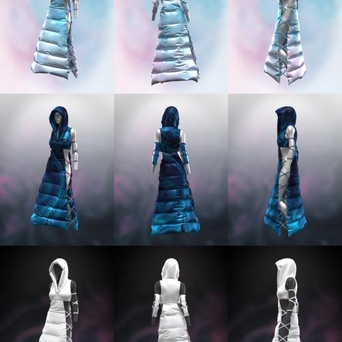 Original Futuristic Dress
