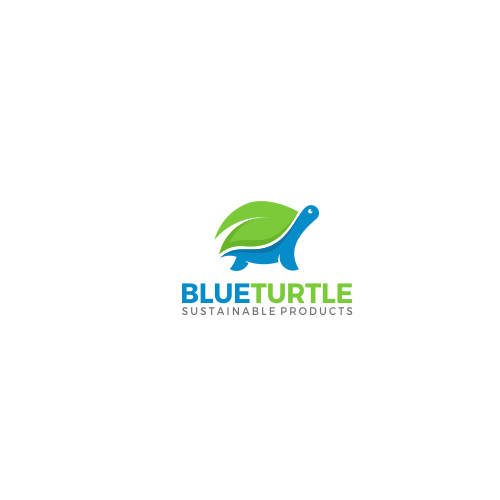 Logo design for BLUE TURTLE